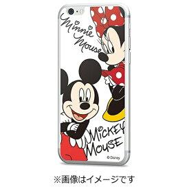 エムディーシー MDC iPhone 6s/6用 Disney背面ガラス ミッキー&ミニー GLASS6-71451