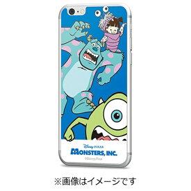 エムディーシー MDC iPhone 6s/6用 Disney背面ガラス モンスターズインク エスケープ GLASS6-71453