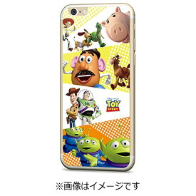 エムディーシー MDC iPhone 6s/6用 Disney背面ガラス トイストーリー GLASS6-71456