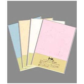 ツバメノート [コピー用紙] 和紙 ワープロ&コピー用紙 細雪 ブルー (B4判・20枚) WP101-02