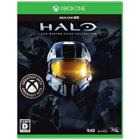 マイクロソフト Microsoft Halo: The Master Chief Collection Greatest Hits【Xbox Oneゲームソフト】