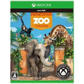 マイクロソフト Microsoft Zoo Tycoon Greatest Hits【Xbox Oneゲームソフト】