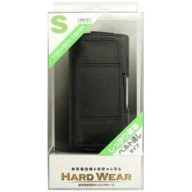 オズマ OSMA 携帯ケース/横型/縫い付けタイプS/黒