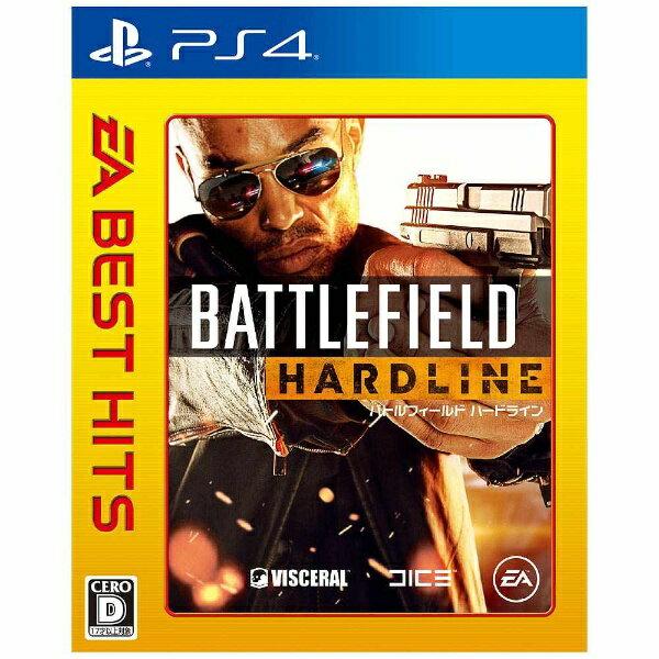 EA(エレクトロニックアーツスクウェア) EA BEST HITS バトルフィールド ハードライン【PS4ゲームソフト】
