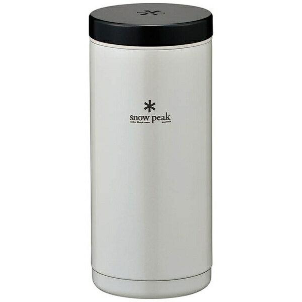 【送料無料】 スノーピーク 多機能ボトル システムボトル350 パールホワイト TW-070PW