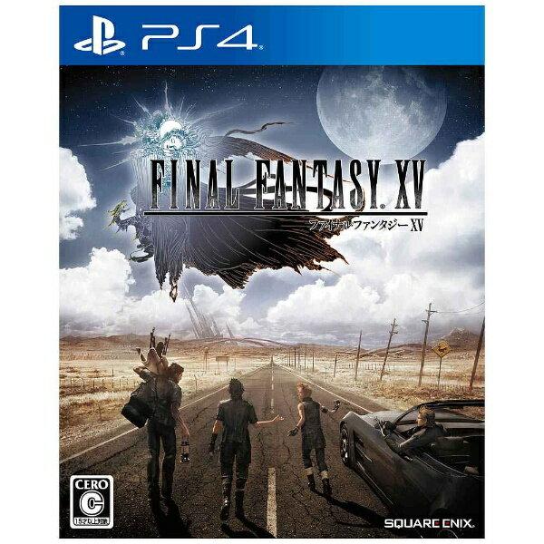 スクウェアエニックス ファイナルファンタジーXV (通常版) 【PS4ゲームソフト】