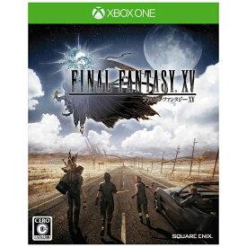 スクウェアエニックス SQUARE ENIX ファイナルファンタジーXV (通常版) 【Xbox Oneゲームソフト】