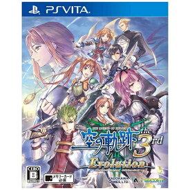 角川ゲームス KADOKAWA GAMES 英雄伝説 空の軌跡 the 3rd Evolution 通常版【PS Vitaゲームソフト】
