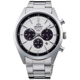 オリエント時計 ORIENT [ソーラー時計]Neo 70's(ネオセブンティーズ)「ソーラーパンダ」 WV0041TX[WV0041TX]
