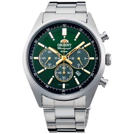 オリエント時計 ORIENT [ソーラー時計]Neo 70's(ネオセブンティーズ)「ソーラーパンダ」 WV0031TX
