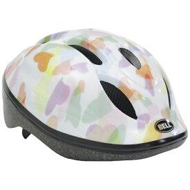 BELL ベル 子供用ヘルメット ZOOM2(ホワイトハーツ/48〜54cm) 7072840