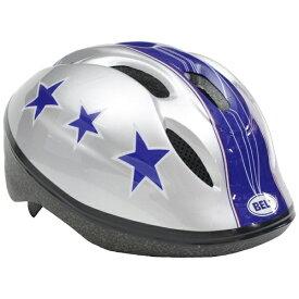 BELL 子供用ヘルメット ZOOM2(シルバー×ブルースタント/52〜56cm) 7072839
