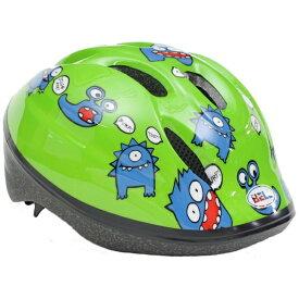 BELL 子供用ヘルメット ZOOM2(グリーンファートモンスター/48〜54cm) 7072826