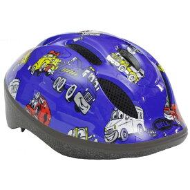 BELL ベル 子供用ヘルメット ZOOM2(ブルートラックス/52〜56cm) 7072825