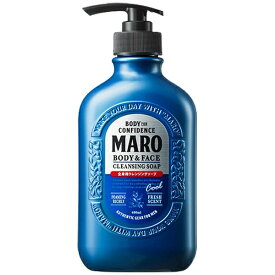 ストーリア storia MARO(マーロ)全身用クールクレンジングソープ (400ml)【rb_pcp】