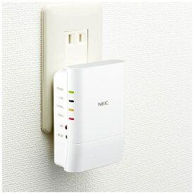 NEC エヌイーシー PA-W1200EX-MS 無線LAN(wi-fi)中継機 [ac/n/a/g/b][PAW1200EXMS]