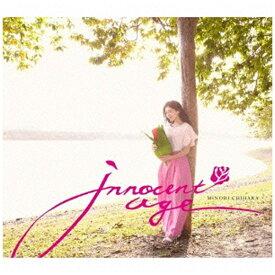 ランティス Lantis 茅原実里/Innocent Age 初回限定盤(Blu-ray Disc付) 【CD】