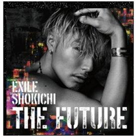 エイベックス・エンタテインメント Avex Entertainment EXILE SHOKICHI/THE FUTURE 通常盤(CD+Blu-ray Disc+スマプラムービー+スマプラミュージック) 【CD】