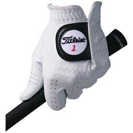 タイトリスト Titleist 【メンズ 左手用】ゴルフグローブ プロフェッショナルテック・グローブ(24cm/ホワイト)TG56