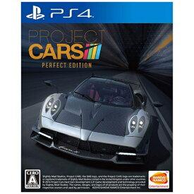 バンダイナムコエンターテインメント BANDAI NAMCO Entertainment PROJECT CARS PERFECT EDITION【PS4ゲームソフト】