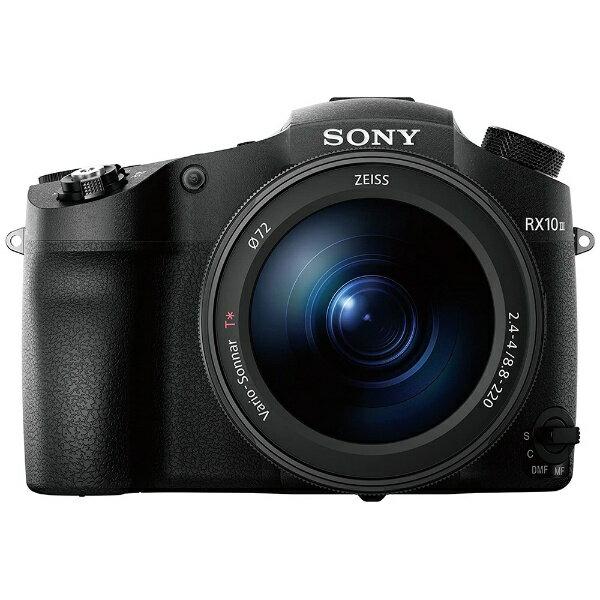 【送料無料】 ソニー SONY DSC-RX10M3 コンパクトデジタルカメラ Cyber-shot(サイバーショット)[DSCRX10M3]