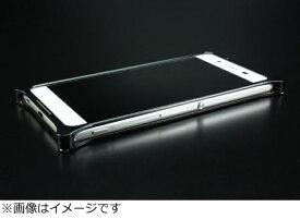 GILD design ギルドデザイン Xperia Z4用 ソリッドバンパー ブラック 41562 GX-115B