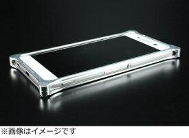 GILD design ギルドデザイン Xperia Z4用 ソリッドバンパー シルバー 41564 GX-115S