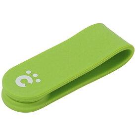 ティアールエイ TRA スマートフォン対応 cheero CLIP グリーン CHE-306-GRE