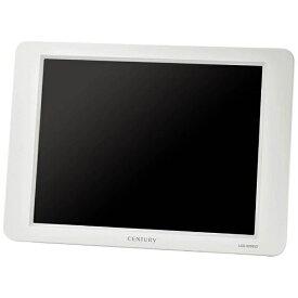 センチュリー Century Corporation モニター Plus one グレイッシュホワイト LCD-8000V2W [ワイド /SVGA(800×600)][LCD8000V2W]