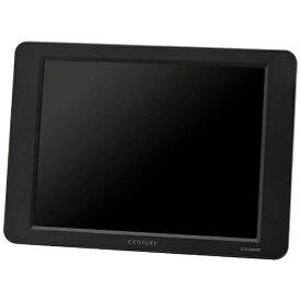 センチュリー Century Corporation モニター Plus one ブラック LCD-8000V2B [ワイド /SVGA(800×600)][LCD8000V2B]