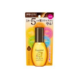花王 Kao Essential(エッセンシャル) キューティクルコートオイル ブーケの香り 60ml