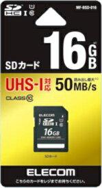エレコム ELECOM SDHCカード MF-BSDシリーズ MF-BSD-016 [16GB /Class10][MFBSD016]