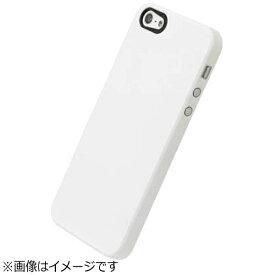 パワーサポート POWER SUPPORT iPhone SE(第1世代)4インチ / 5s / 5用 エアージャケット ラバーホワイト PSE-70 液晶保護フィルム付