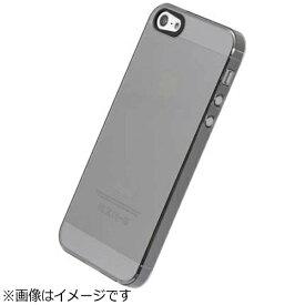 パワーサポート POWER SUPPORT iPhone SE(第1世代)4インチ / 5s / 5用 エアージャケット クリアブラック PSE-73 液晶保護フィルム付