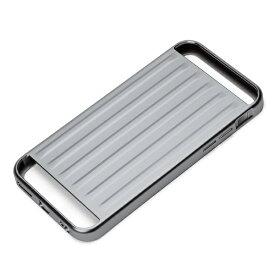 PGA iPhone 6s/6用 アルミニウムケース アタッシュ ブラック PG-I6SAL07BK