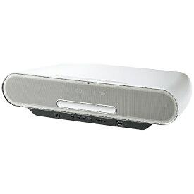 パナソニック Panasonic 【ハイレゾ音源対応】Bluetooth/WiFi対応 コンパクトステレオシステム (ホワイト) SC-RS75-W【ワイドFM対応】[CDコンポ SCRS75W] panasonic