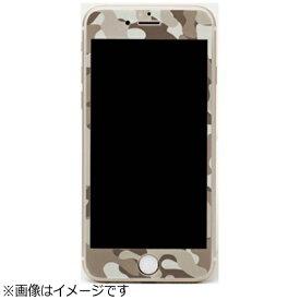 DEFF ディーフ iPhone 6s/6用 High Grade Glass Screen Protector 表面用:デザート DG-IP6SG3FCD