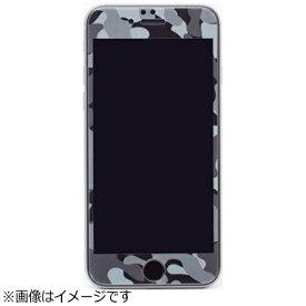 DEFF ディーフ iPhone 6s/6用 High Grade Glass Screen Protector 表面用:ミッドナイト DG-IP6SG3FCM