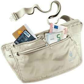 ドイター Deuter トラベルアクセサリー Security Money Belt II (sand)D3910316-6010