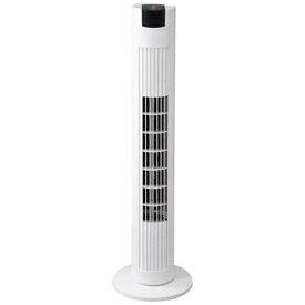 Three-up スリーアップ EFT-1603-WH タワーファン(扇風機) ホワイト [リモコン付き][EFT1603]