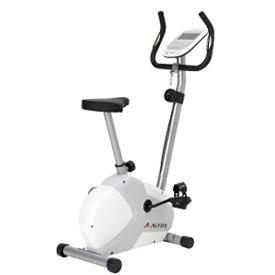 アルインコ ALINCO フィットネスバイク エアロマグネティックバイク5214(ホワイト) AFB5214W【キャンセル不可】