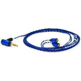 オヤイデ電気 oyaide リケーブル Palette6 MX-A(MMCX端子⇔3.5mmステレオミニ端子/SapphireBlue) PALETTE6MXASAPPHIRE