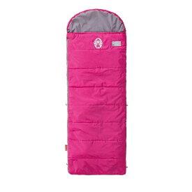 コールマン Coleman スリーピングギア 子供用寝袋 スクールキッズ C10(ピンク) 2000027269