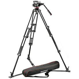 マンフロット Manfrotto ビデオキット ツインGSタイプ MVH502A 546GB-1[MVH502A.546GB1]