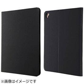 レイアウト rayout 9.7インチiPad Pro用 手帳型ケース スリム ブラック RT-PA7SLC1/B[RTPA7SLC1B]