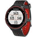 GARMIN ガーミン GPSマルチスポーツウォッチ 「ForeAthlete235J」 37176H (BlackRed) 010-03717-6H [正規品][37176…