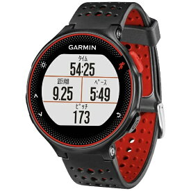 GARMIN ガーミン GPSマルチスポーツウォッチ 「ForeAthlete235J」 37176H (BlackRed)[37176H]【正規品】[37176H]