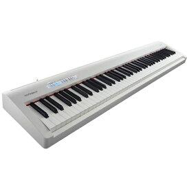 ローランド Roland FP-30-WH 電子ピアノ ホワイト [88鍵盤][FP30]