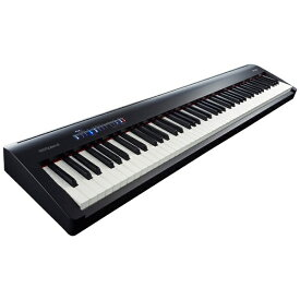 ローランド Roland FP-30-BK 電子ピアノ ブラック [88鍵盤][FP30]