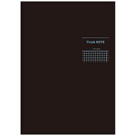 ナカバヤシ Nakabayashi [ノート] ナカバヤシ ロジカル・シンクノート ブラック・ブルー (B5タテ・5mm方眼・40枚) ノB552SDB